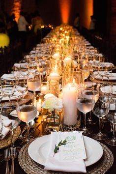 The Most Unique Wedding Details For Discerning Guests Candlelight