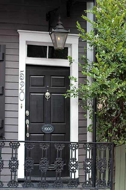 Savannah Front Doors