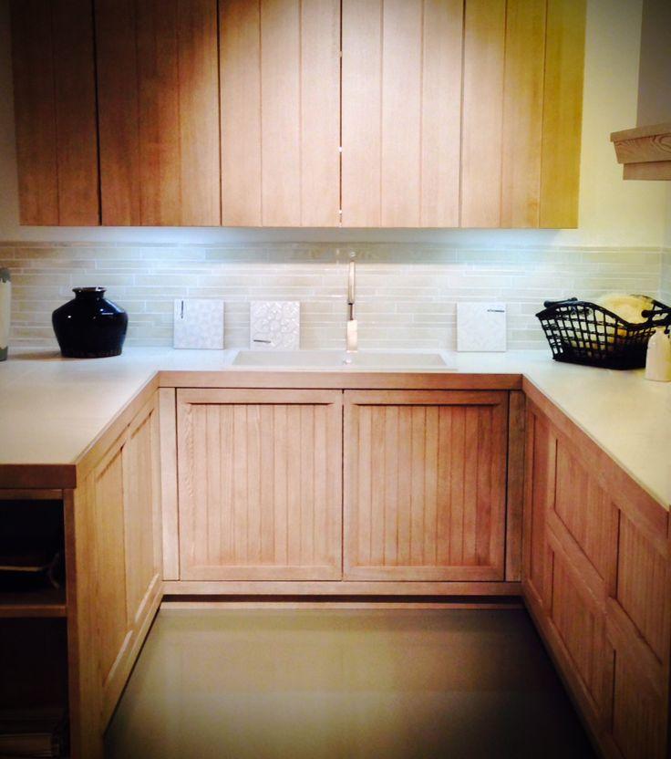 """Scopri il tuo stile SCHOCK® ! ✮ Lavello Primus due vasche in CRISTALITE Plus, colore Bianco Alpina, installato in una cucina """"VINCENT"""" di Aurora Cucine ✮  http://www.schock.it/lavelli/primus-cristalite/n200-ap/?color=07  #lavelli #cucina #granito #colouryourlife #design #alpina #bianco #style"""