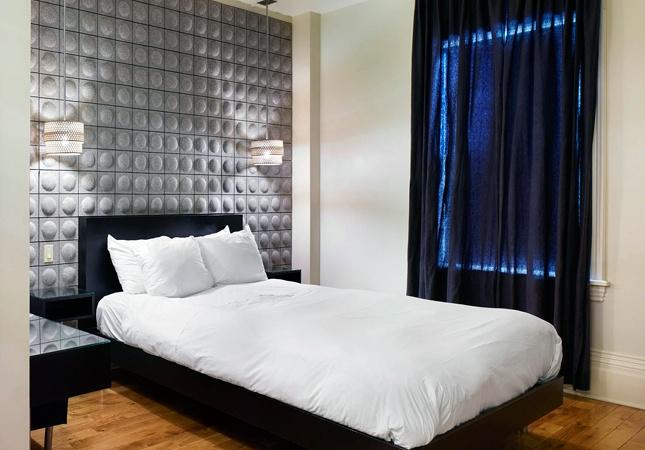 Gladstone Hotel, Toronto - Felt Room.