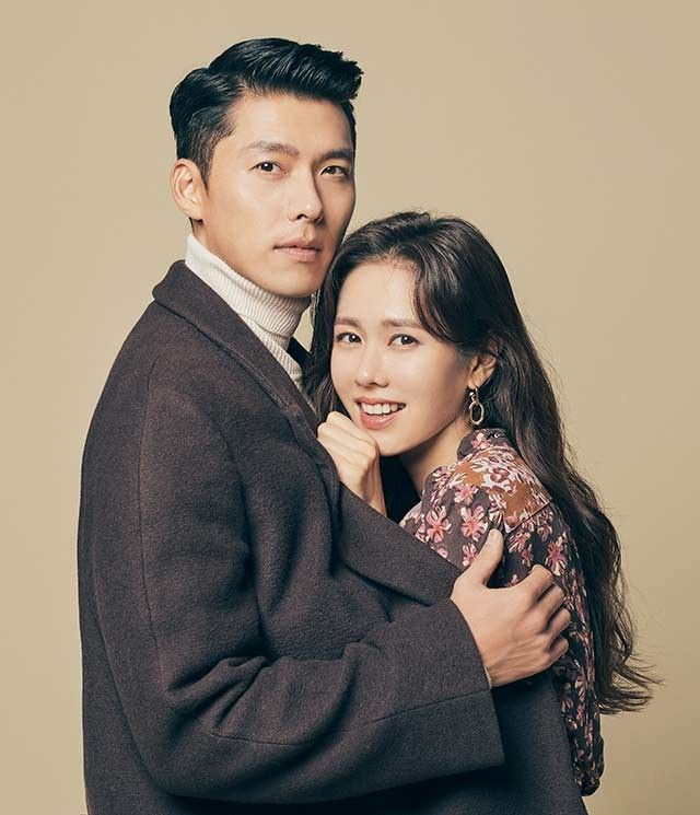 Hyun Bin & Son Ye Jin | Foto perkawinan, Fotografi pasangan, Drama
