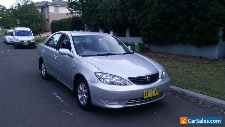 Toyota camry 2005 #toyota #camry #forsale #australia