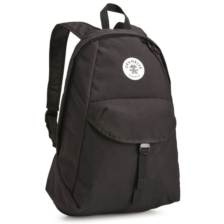 Crumpler Yee Ross Laptop Backpack | Black YRS003-B00G40 The Crumpler Yee Ross Backpack is lightweight and stylish for daily use. There is 15L of storage, with three storage zones and a thin document sleeve. This versatile backpack can be used for work or play. Crumpler bags and luggage are guaranteed for life.