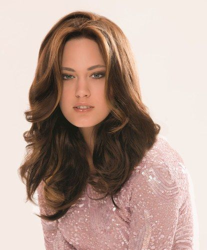 Long Layered Hairstyles For Women : Long hair styles: long hairstyle by Dessange