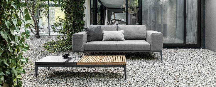 outdoor living selection by the Open Room