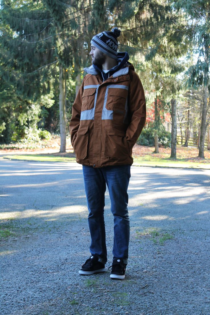 #Burton Men's Snowboard Jackets: http://ow.ly/EHpOS