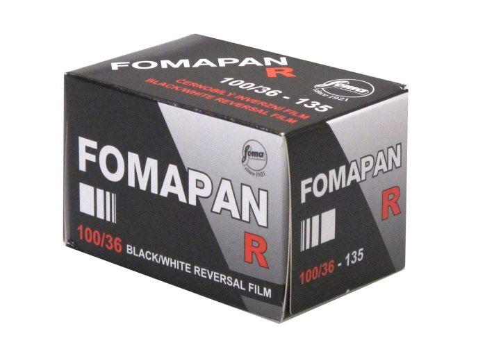 FOMAPAN R 100 135/36 - Pellicola invertibile bianco e nero  #darkroom #pellicole #bianconero mailto:info@fotom... | www.fotomatica.it