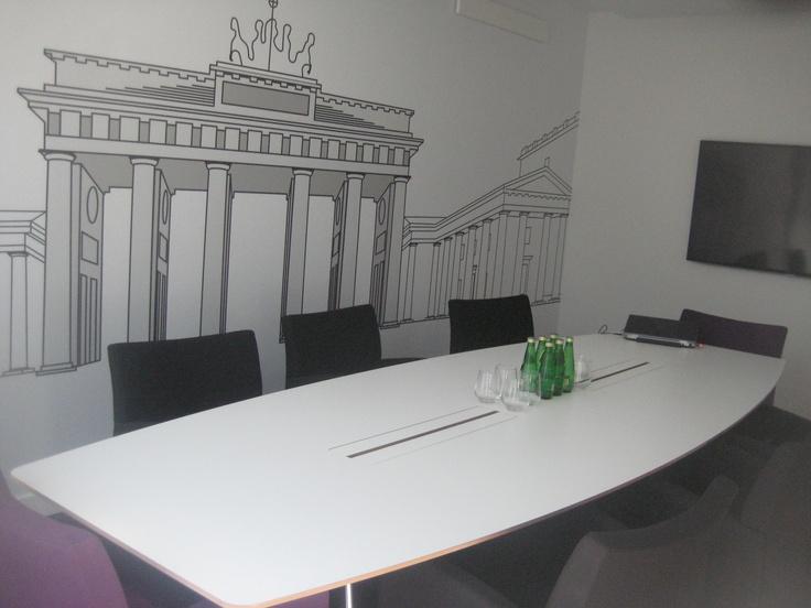 Sala konferencyjna, Warszawa