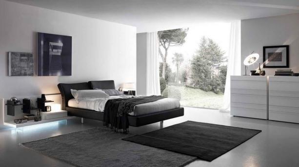 Sypialnia łóżko Reflex