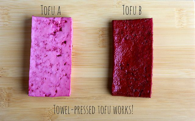 Olives for Dinner | How to Towel Press Tofu by Jeff and Erin's pics, via Flickr