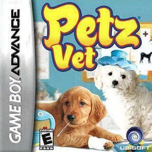 Petz Vet - Game Boy Advance Game