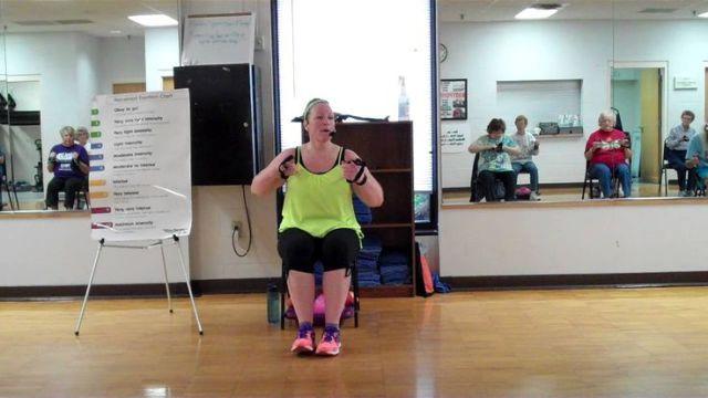 Jolene Berke Kearney YMCA