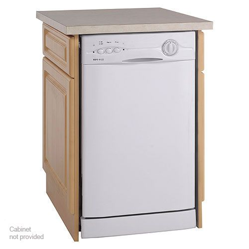 Mini Dishwasher  Only 18 Inches  Great For Small Kitchens Or Bar Areas