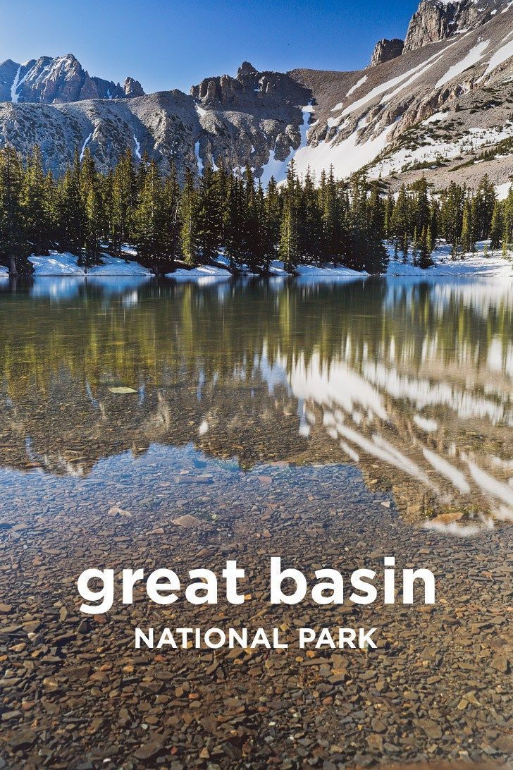 The Ultimate Guide to Great Basin National Park + Essential Tips for Your Visit (#greatbasin #nationalparks #nevada #nv #nps) // localadventurer.com