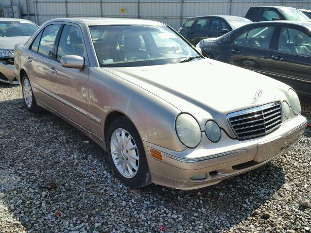 2001 #MERCEDES-BENZ E320 3.2L 6 for Sale at #Copart Auto Auction. Register to #Bid Now