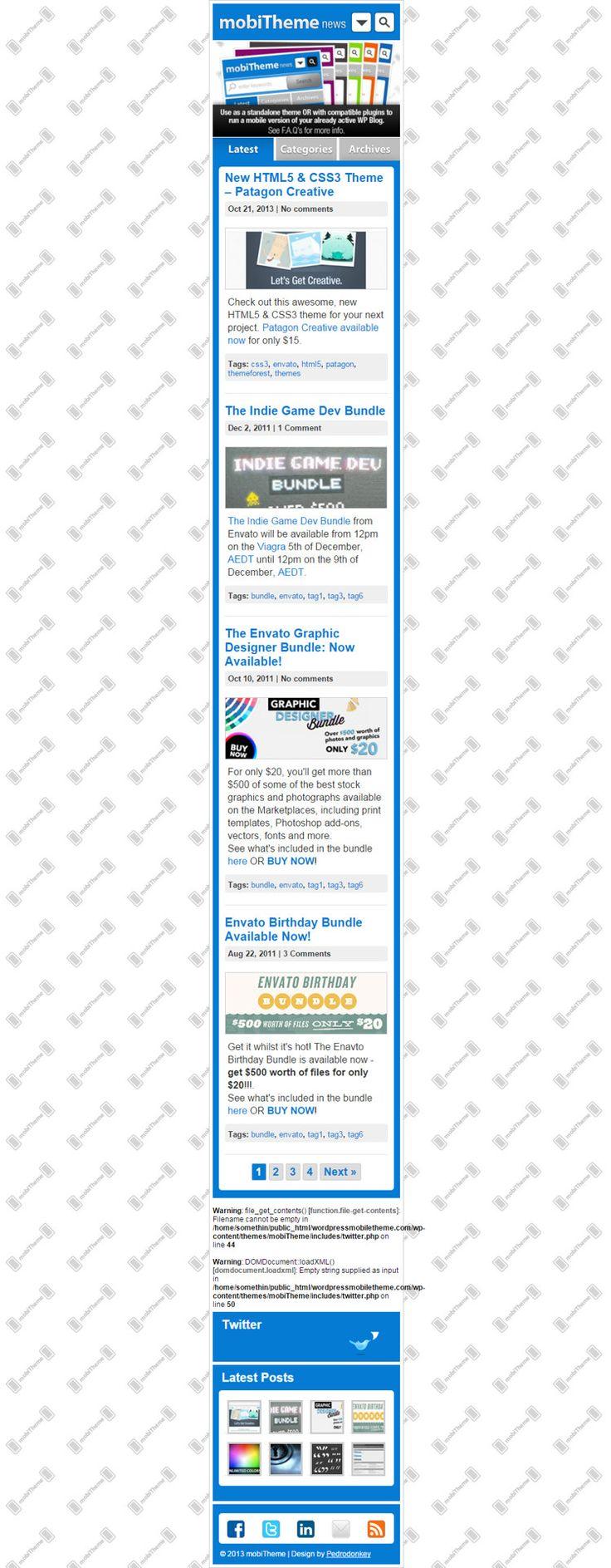 631 besten Best WordPress Themes Bilder auf Pinterest   Entwurf ...