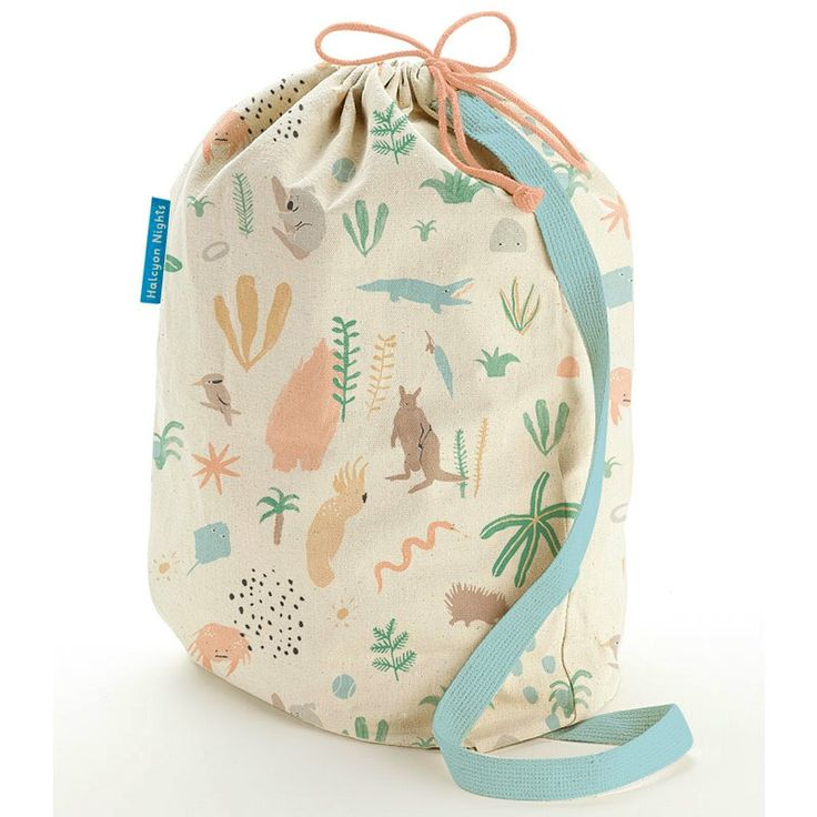 Outback Dreamers Bedlinen comes in reusable stuff bags. See the collection on line now. From $24.