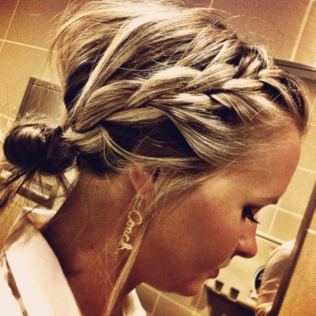 so into braids right now
