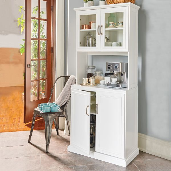 Tall Kitchen Pantry: 1000+ Ideas About Tall Pantry Cabinet On Pinterest