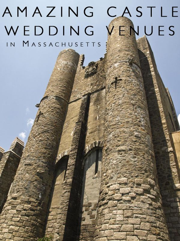 These Castle Wedding Venues in Massachusetts are great for a fairy tale wedding theme! http://www.djroncarpenito.com/wedding-venues/castle-wedding-venues-in-massachusetts/