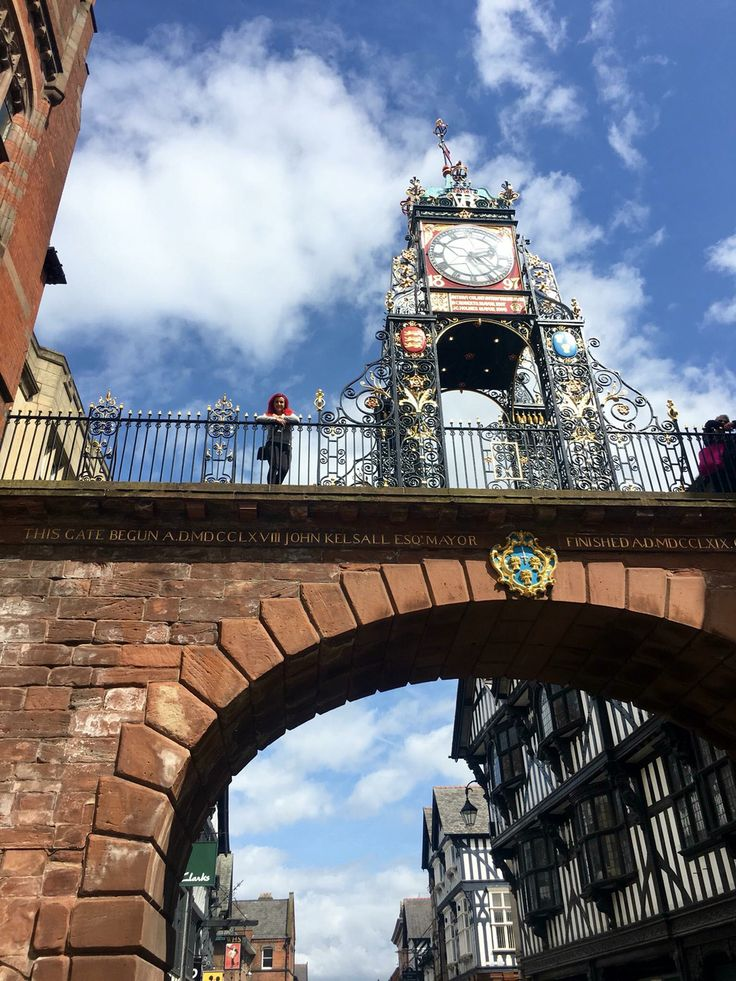 Chester City- Great Britain