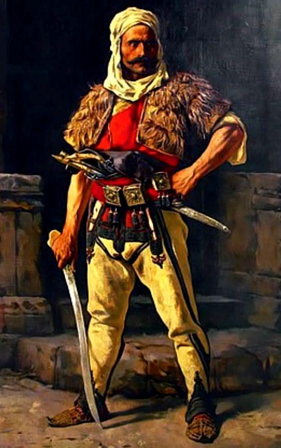Theodoros Koloktronis (Heroe de la Guerra de independencia de Grecia) 6