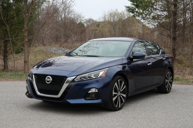 Car Review 2019 Nissan Altima Platinum Awd Nissan Altima Altima Nissan