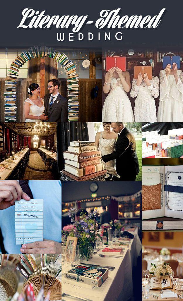 12 Legitimately Awesome Non-Traditional Wedding Themes (via BuzzFeed)