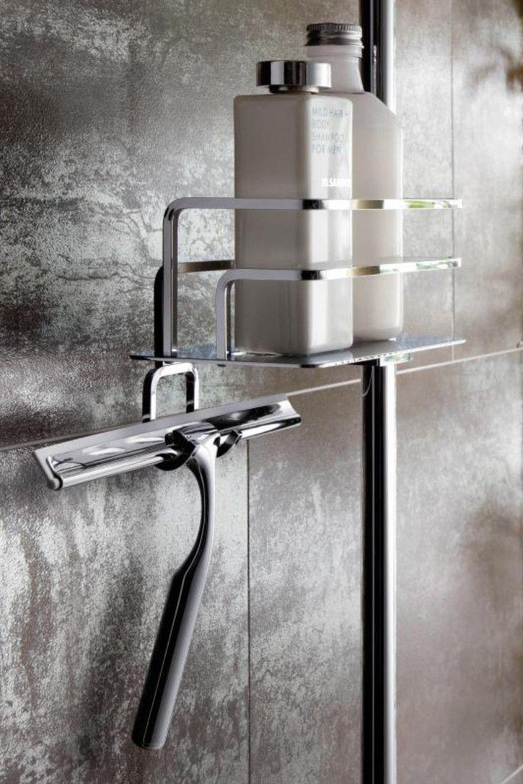 Giese Optisign Duschkorb Mit Wischer Ausfuhrung Links 30787 02 Duschkorb Dusche Aufbewahrung Dusche