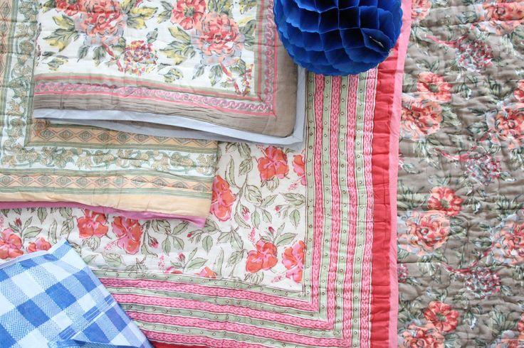 Das schöne Sein - Der Blog *www.dasschoenesein.com Les Petits Bohemes + Patchwork Plaid