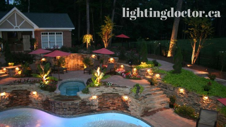 #OutdoorLightingCanada #Calgary  Lighting Doctor is the best landscape lighting & outdoor lighting provider company in Canada. Our lighting kits put in several places in Canada and that they all pleased with our services. Lighting Doctor is one of the best outdoor lighting Canada provider company. Abundant styles of lighting we tend to install and repair like LED lighting, for more:- http://www.lightingdoctor.ca/outdoor-lighting-canada/