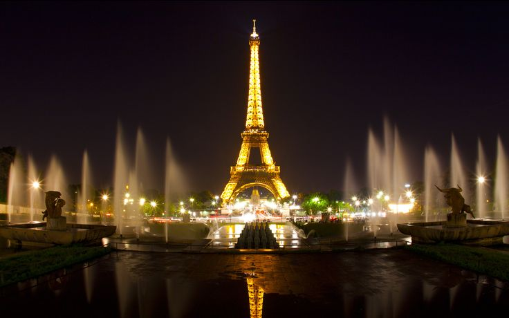 Places to go #2 France