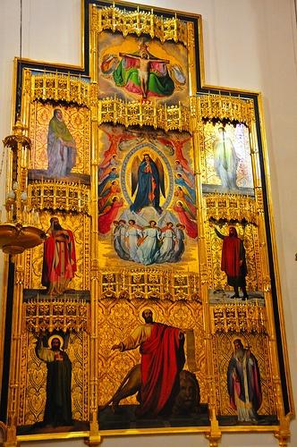 San Jeronimo el Real (St. Jerome Royal Catholic Church) Madrid Spain