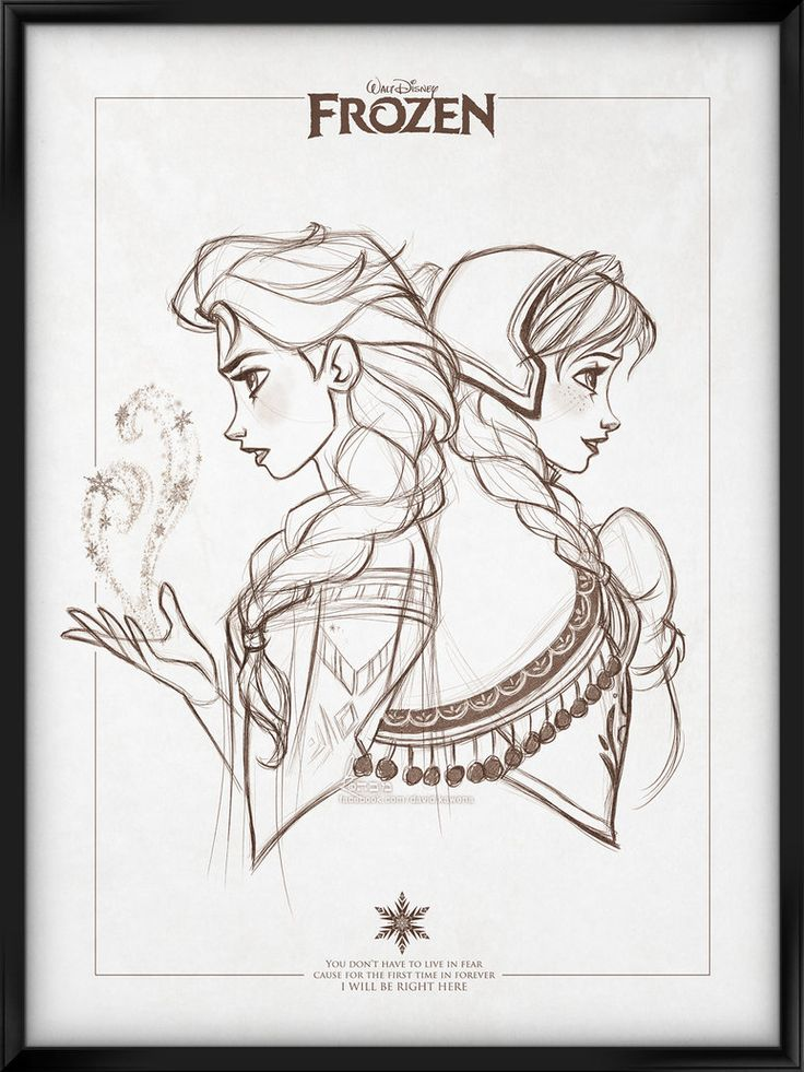 Disney Signature Collection - FROZEN by davidkawena