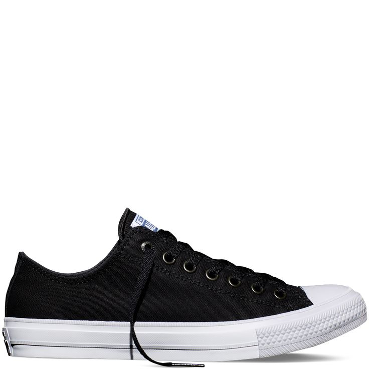 Chuck Taylor All Star II Black/White/Navy black/white/navy  Black and white Size 9.5
