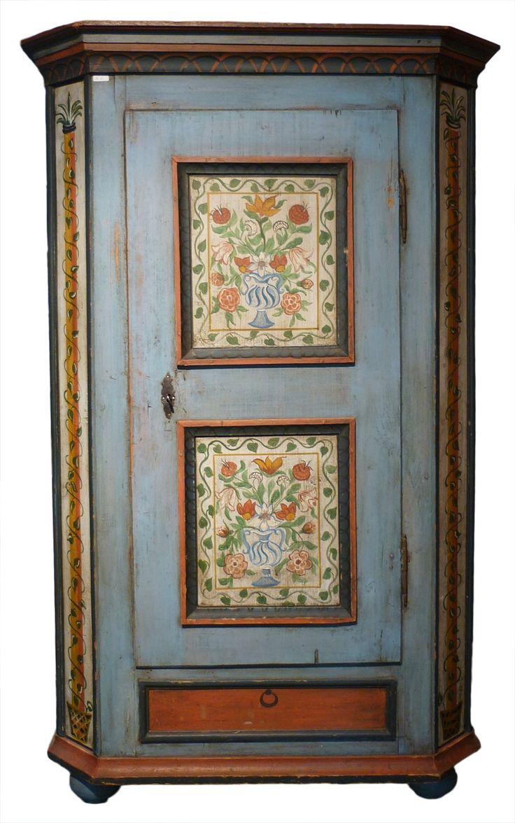 Meer dan 1000 ideeën over geschilderde kasten op pinterest ...