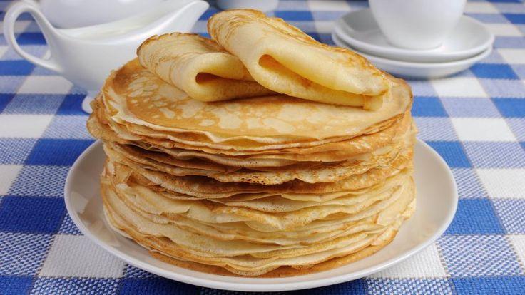 Omelety/Palačinky