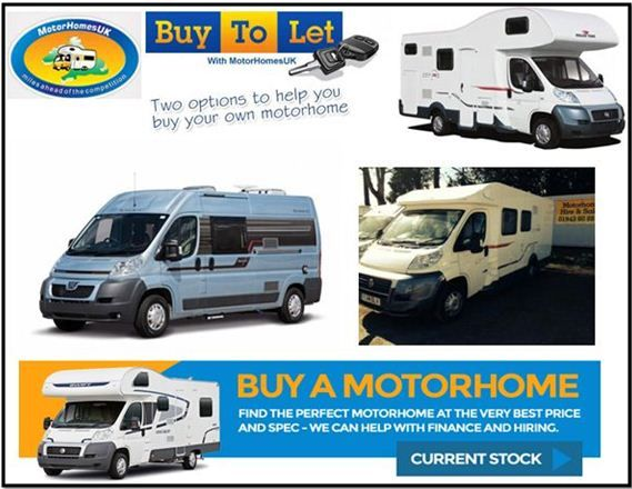 Motorhome hire is the perfect option for camping holidays. So,why not hire a campervan from MotorhomesUK. Every campervan that we supply ensure a hassle-free trip. Moreover, our motorhomes offer a spacious experience and complete with all the modern appliances.