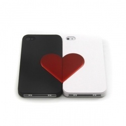 2 PCS Sweet Heart iPhone 4 Couple Case - $15.00 : Cell Phone Cases and Covers,iPad Cases and Covers