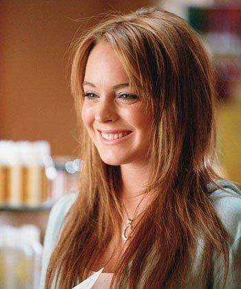 "Lindsay lohan ""Mean girls"""