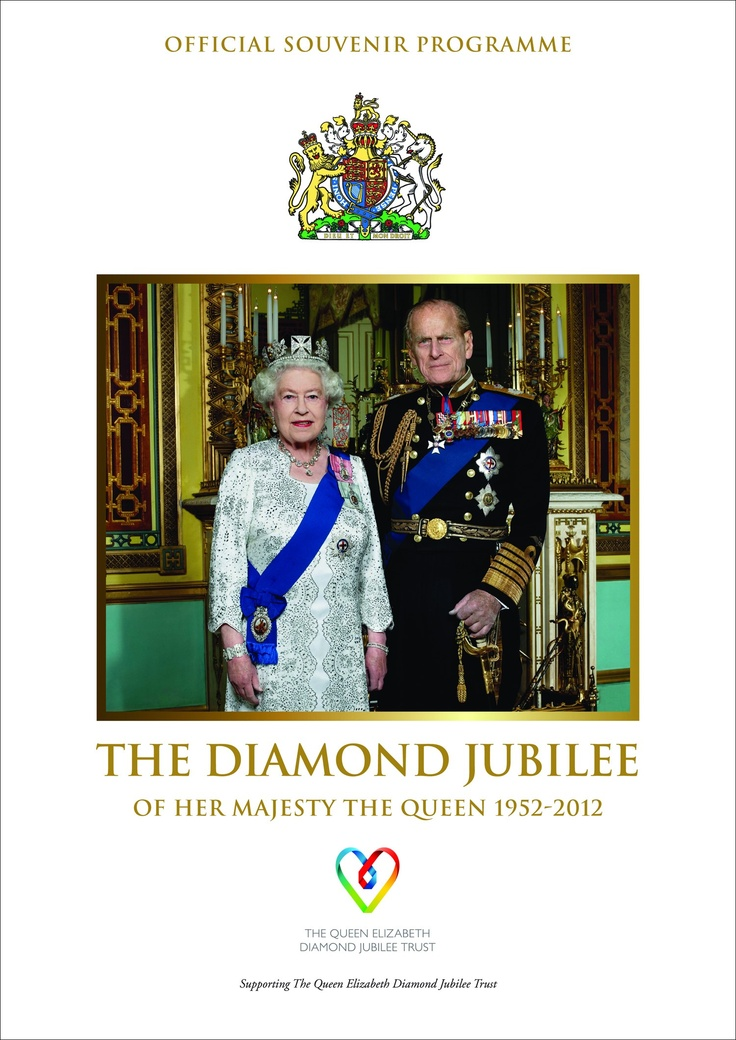 Diamond Jubilee: Official Souvenir Programme - available from The ...