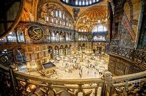 Interior of Hagia Sophia - Bing Images