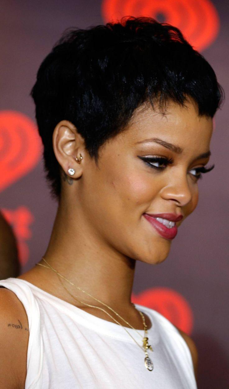 Astonishing 1000 Images About Short Hairdos On Pinterest For Women Very Short Hairstyles For Black Women Fulllsitofus