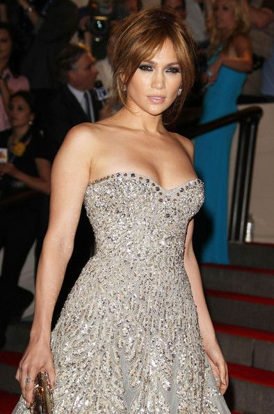 Jennifer Lopez at The Costume Institute Gala