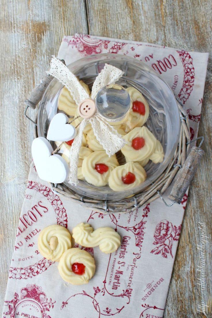 i dolci di laura: biscotti al burro