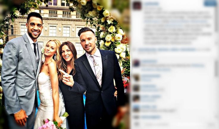 Landry Fields, Elaine Alden Fields, Laura Lentz and Carl Lentz are seen in this photo shared publicly on Instagram July 12, 2014