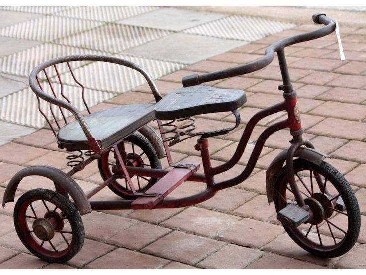Vintage Ποδηλατάκι [CPMISC2MA20]