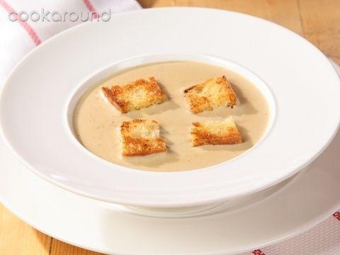 Crema di funghi e patate: Ricette di Cookaround | Cookaround