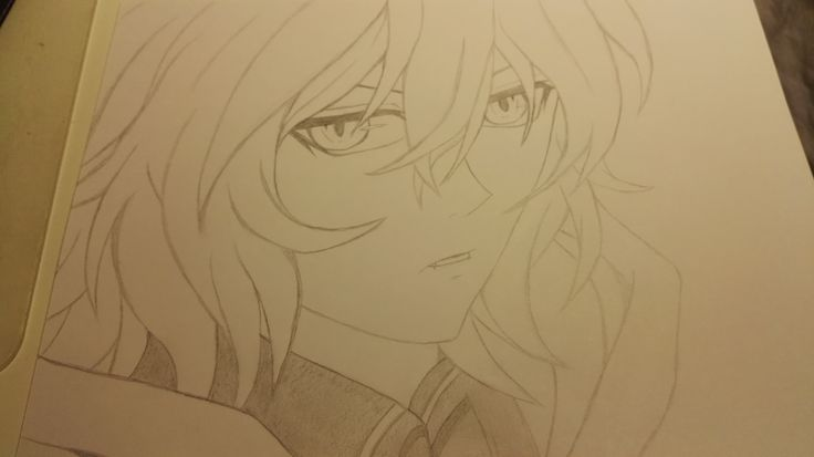 Mika from Owari no seraph