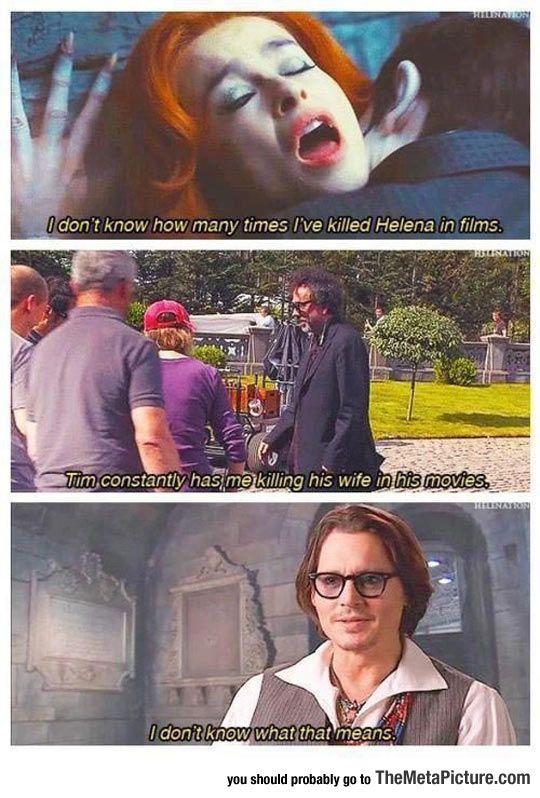 Johnny Depp's Concern